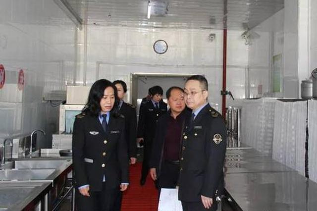 """内蒙古市场监管部门筑牢重点领域安全监管""""防火墙"""""""