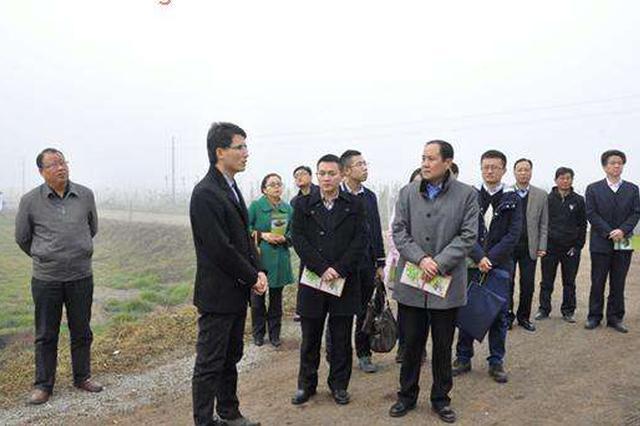 包头市领导调研固阳县金融支持产业扶贫情况