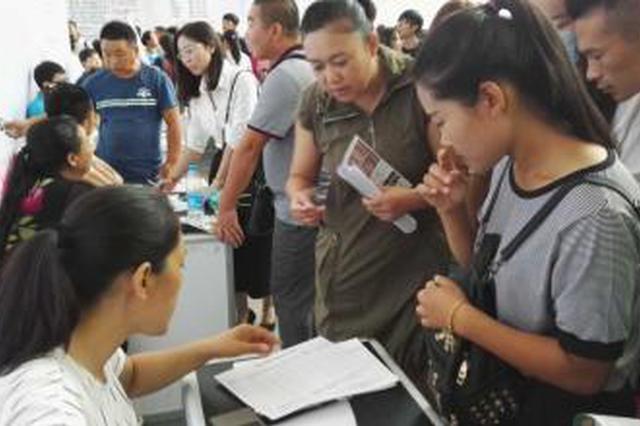 京津冀蒙工会跨区域招聘会8年提供岗位18万多个