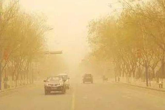 内蒙古10日气温突破30摄氏度 周末迎大风沙尘雨水降温