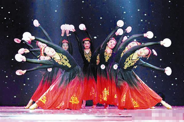 科尔沁艺术职业学院舞蹈系2019届毕业生汇