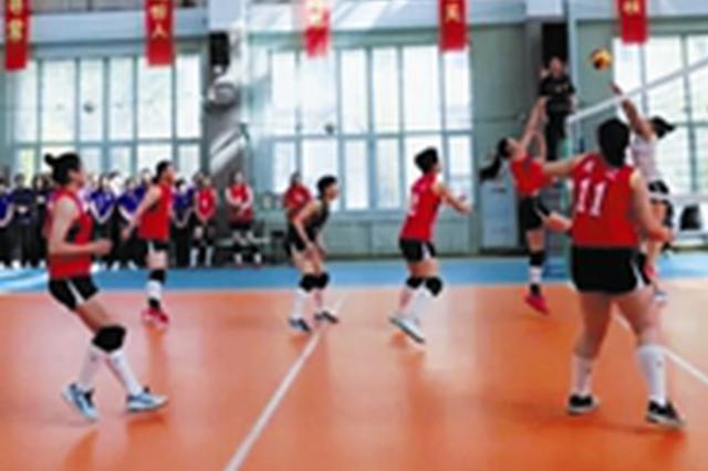 """2019年""""体彩杯""""内蒙古青少年排球锦标赛圆满落幕"""