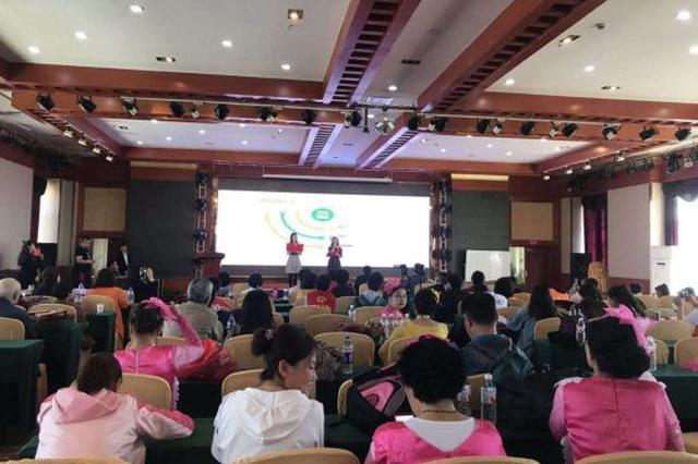 社会组织孵化基地举行项目风采展示暨颁奖仪式开幕