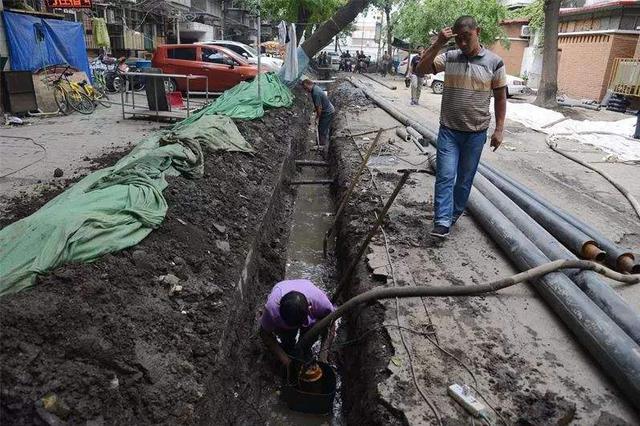 通辽市实施老旧小区管网改造及换热站改造工程