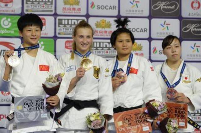 2019年世界柔道大奖赛落幕 中国队排名第九
