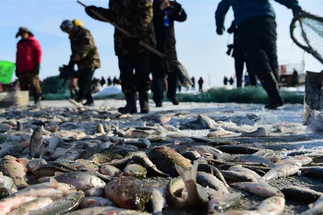 内蒙古克什克腾第十三届冬季旅游节开幕