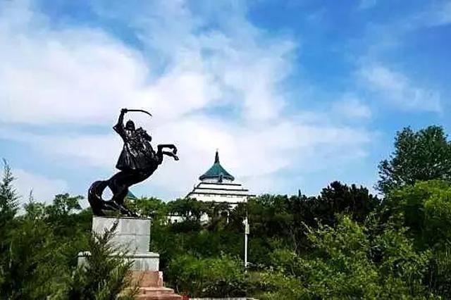 走进红城成吉思汗庙,开启朝圣之旅!