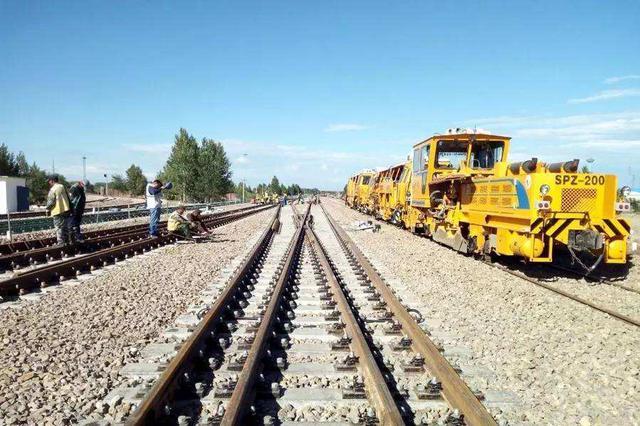 2020年全年内蒙古新开工建设4个项目 5条铁路