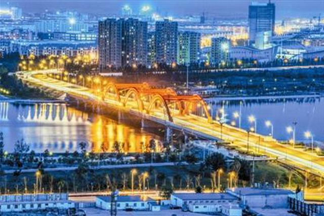 """通辽经济技术开发区""""五大产业链""""引爆产业集聚效应"""
