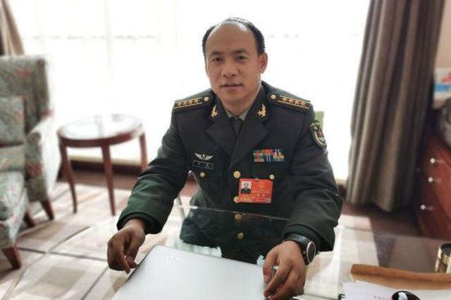 内蒙古人大代表崔震建言 军民融合共护边防线