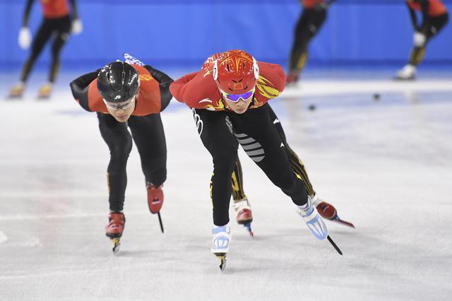 十四冬已进入倒计时 内蒙古短道速滑队积极备战十四冬