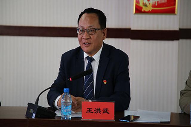 锡林郭勒中心医院院长王洪武:打造让老百姓信赖的医院