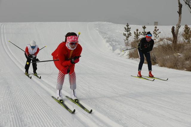 """岱海国际滑雪场整装待发迎接""""十四冬"""""""