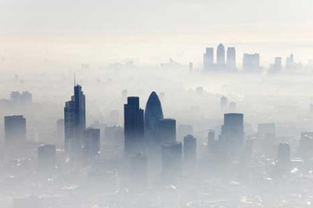 呼和浩特市人民政府发布空气污染红色预警