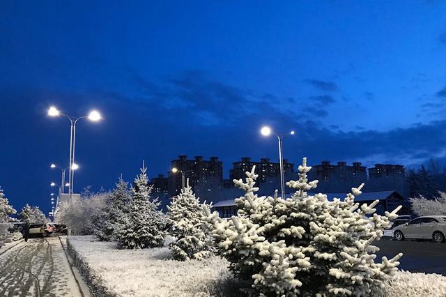 内蒙古大范围降雨降雪有利于春耕春播