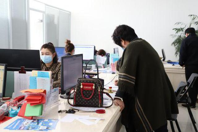 通辽市开鲁县:提升政务服务水平优化营商环境