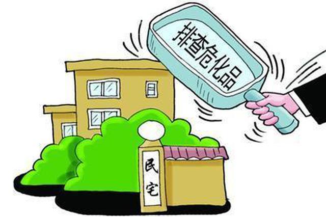 通辽市消防开展危化品重大危险源企业专项检查工作
