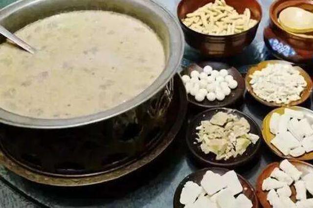 首届国际茶日:内蒙古自治区奶茶粉年产值1.33亿元