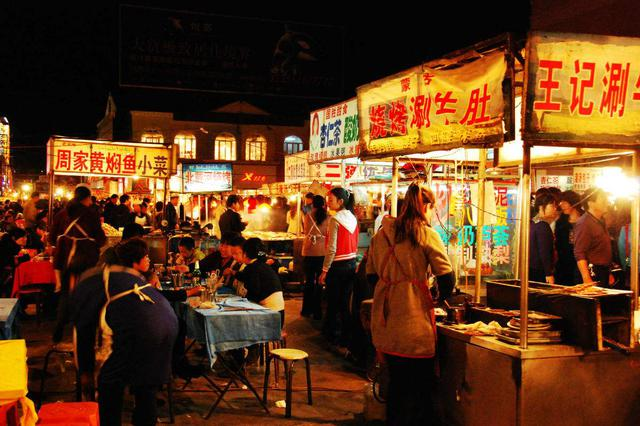 霍林郭勒市白天市场及夜市经营摊位公开抽签
