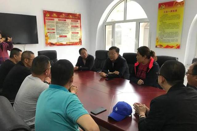 呼和浩特市委宣传部副部长、市文旅广电局党组书记兰毅赴清水