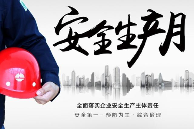 """中国二冶集团举行2020年""""安全生产月""""启动仪式"""