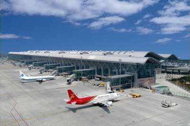 内蒙古通辽机场飞行区改扩建工程空管工程顺利验收