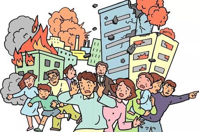 内蒙古呼和浩特市一居民楼发生天然气爆炸 致2死3伤