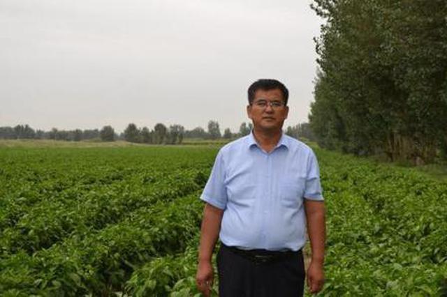 """刘世荣:把中国蔬菜出口到海外的""""新型农民"""""""
