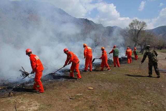 上半年内蒙古森林消防队伍出动9000余人次综合救援