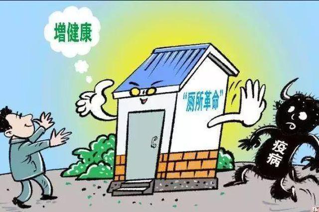 """通辽市科左中旗""""厕所革命"""" 掀起乡村文明新风"""