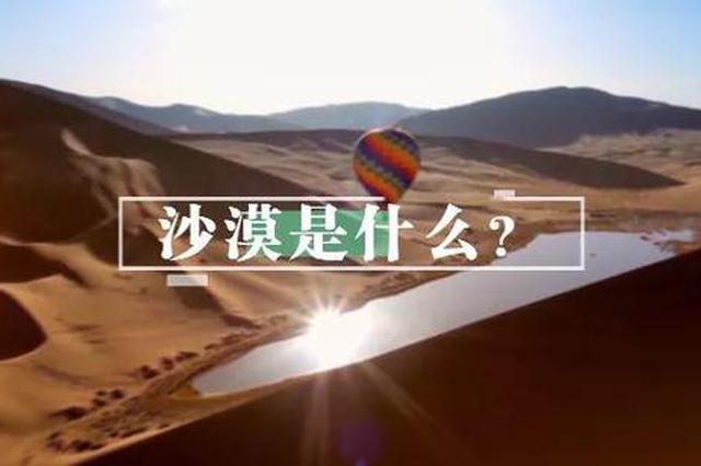 """爱上内蒙古丨毛乌素沙漠深处放着一张草原""""弹簧床"""""""