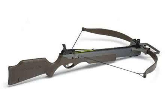 阿拉善边境管理支队收缴弓弩一支 消除不安全因素