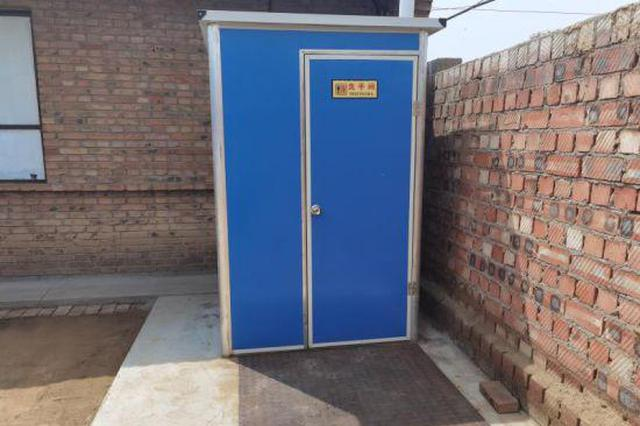 呼和浩特和林县:户改厕 改出洁净新生活