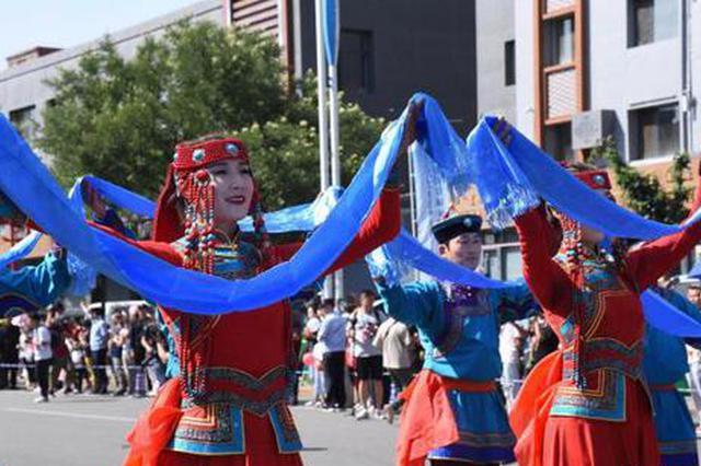 中国·内蒙古草原文化节开幕 14项活动展现草原魅力