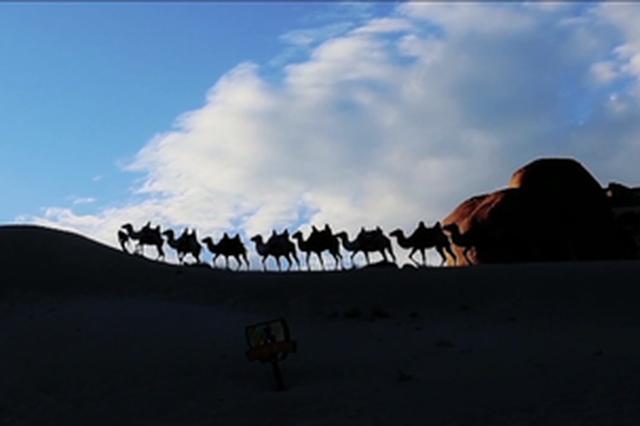 爱上内蒙古 │ 幸好遇见你 赤峰市玉龙沙湖