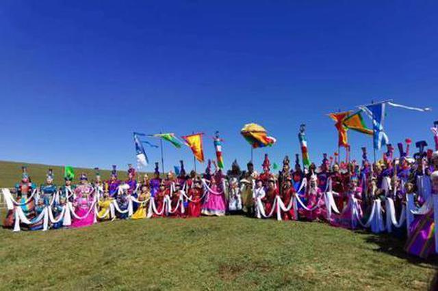 内蒙古乌兰察布市2020年马赛文化艺术节启幕