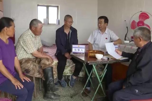 清风润北疆人物故事展播丨金牌调解员巴特尔