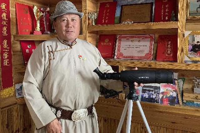 把爱奉献给呼伦贝尔草原 党员图门一家三代护边守北疆