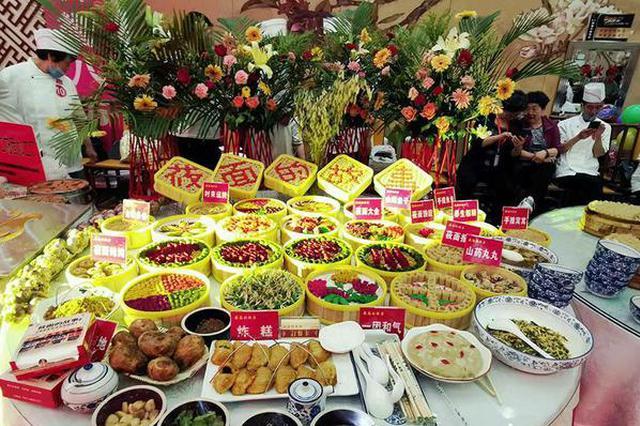 第八届武川莜面(燕麦)文化节开幕