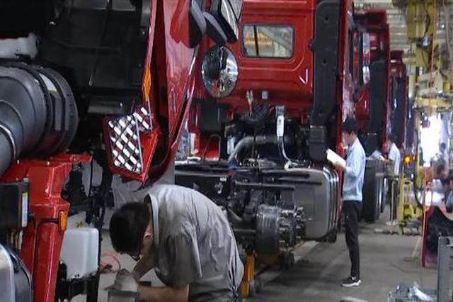 1月至7月乌海市规上工业增加值同比增长12.8%