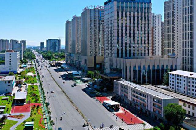 """首府:轨道交通遇上""""海绵城市""""感受发展加速度"""