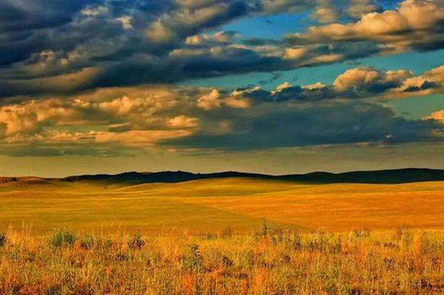 爱上内蒙古 丨 一起抵达呼伦贝尔最美的十月