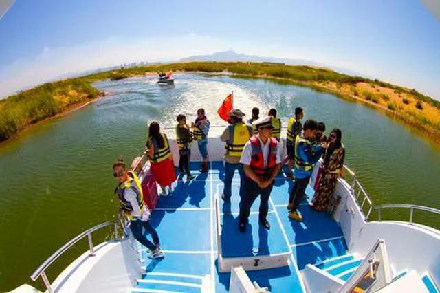"""爱上内蒙古 丨 乌海:西部自然人文风光的""""博物馆"""""""