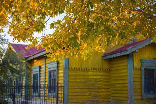 爱上内蒙古 丨 带你领略满洲里历史建筑的美
