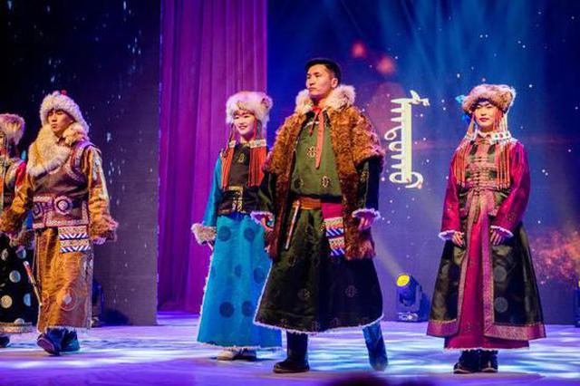爱上内蒙古 丨 蒙古族过冬神器——蒙古袍