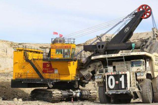 首个极寒工况5G+220吨无人驾驶卡车编组开启试运行