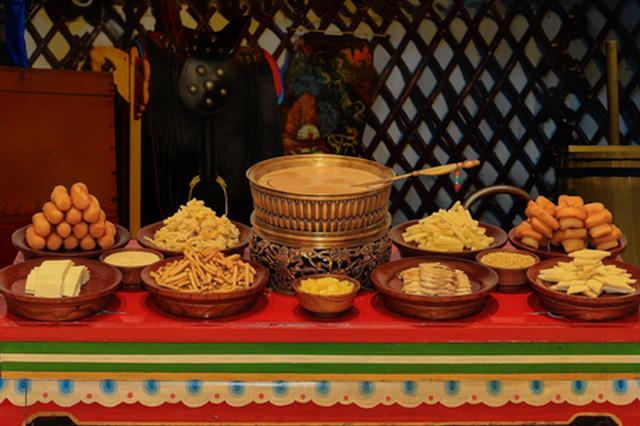 爱上内蒙古 丨 游学内蒙古 这些美食不可错过
