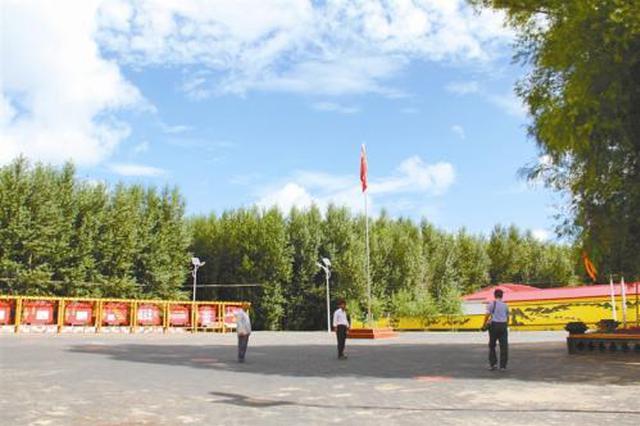 """科尔沁辽阳村:打造""""六素养六提升""""志愿服务品牌"""