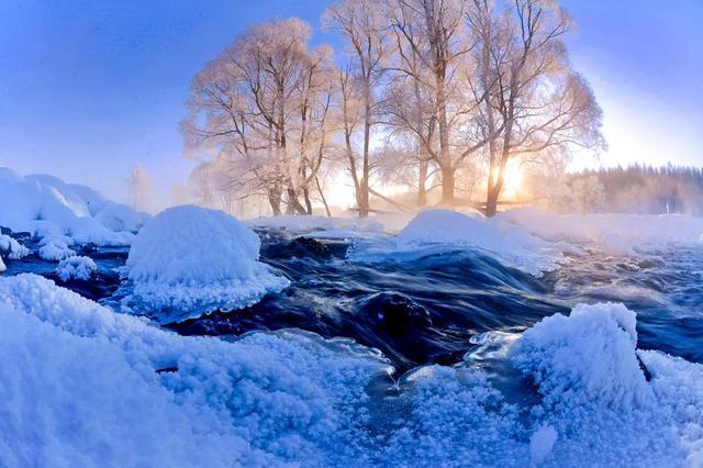 爱上内蒙古 | 冬天去内蒙古有什么好玩的