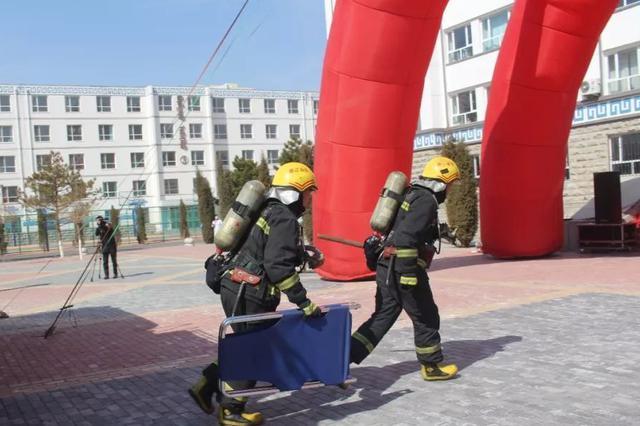 """通辽科尔沁区消防做好""""双11""""消防安全风险防范工"""